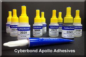 Cyberbond Apollo 5008 低白霧醫療級認證瞬間膠